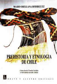 Cover of Prehistoria y etnología de Chile